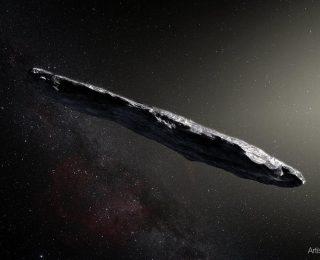 'Oumuamua's Star Trek: Potential Origin in a Giant Molecular Cloud?