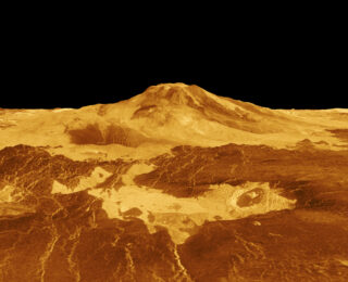 From radar mystery to volcanic history: dating Venus' lava flows with temperature-sensitive minerals