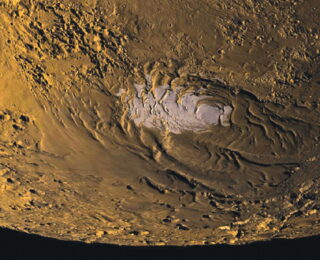 Water on Mars? Hold up.