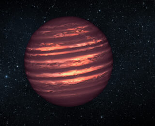 Cold and Distant, Meet the Newest Brown Dwarf!