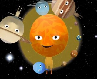 """Planets go """"weeee!"""""""